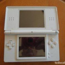 Videojuegos y Consolas: NINTENDO DS LITE - CONSOLA - BLANCA - VER FOTOS.. Lote 288647588