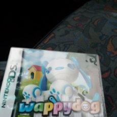 Videojuegos y Consolas: NINTENDO DS JUEGO WAPPYDOG. Lote 289669738