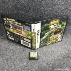 Videojuegos y Consolas: BEN 10 PROTECTOR OF EARTH NINTENDO DS. Lote 289938708