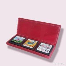 Videogiochi e Consoli: LOTE DE 3 JUEGOS NINTENDO DS .SIN PROBAR. Lote 292202383
