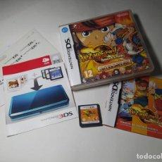 Videogiochi e Consoli: INAZUMA ELEVEN 2: TORMENTA DE FUEGO ( NINTENDO DS - PAL - ESP) (2). Lote 293872493