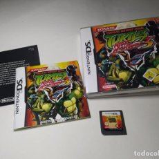 Videogiochi e Consoli: TMNT 3 : MUTANT NIGHTMARE ( NINTENDO DS - PAL - ESP)(2). Lote 293872808