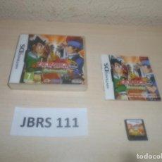 Videojuegos y Consolas: DS - BEYBLADE METAL MASTER NIGHTMARE REX , PAL ESPAÑOL , COMPLETO. Lote 294003198