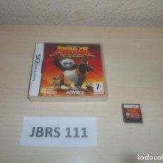 Videogiochi e Consoli: DS - KUNG FU PANDA , PAL ESPAÑOL , SIN INSTRCIONES. Lote 294003243