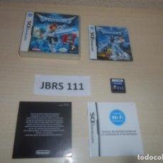 Videojuegos y Consolas: DS - SPECTROBES , PAL ESPAÑOL , COMPLETO. Lote 294003303