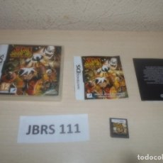 Videojuegos y Consolas: DS - THE SECRET SATURDAYS , PAL ESPAÑOL , COMPLETO. Lote 294003773