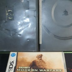 Videojuegos y Consolas: NINTENDO DS CALL OF DUTY MODERN WARFARE MOBILIZED. Lote 296831338