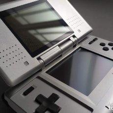 Videojuegos y Consolas: NINTENDO DS FAT GRIS *NUNCA USADA*. Lote 296898988
