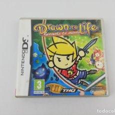 Videojuegos y Consolas: DRAWN TO LIFE REINVENTA TU MUNDO NINTENDO DS. Lote 297098138