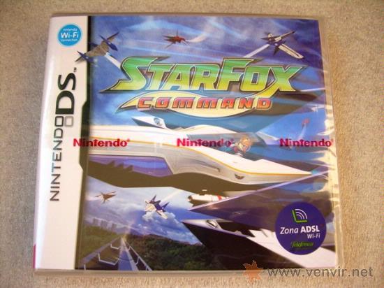 starfox command ds