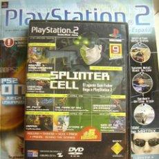 Videojuegos y Consolas: REVISTA PLAYSTATION2 Nº 28, MAYO 2003. INCLUYE DVD CON 9 DEMOS JUGABLES.. Lote 27215653