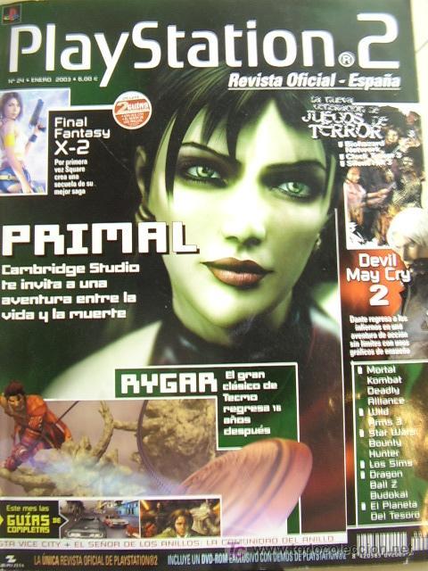 Videojuegos y Consolas: Revista Playstation2 nº 24, Enero 2003. Incluye DVD con 7 demos jugables. - Foto 2 - 27322258