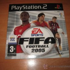 Videojuegos y Consolas: FIFA FOOTBALL 2005 PLAY STATION 2. Lote 20919978