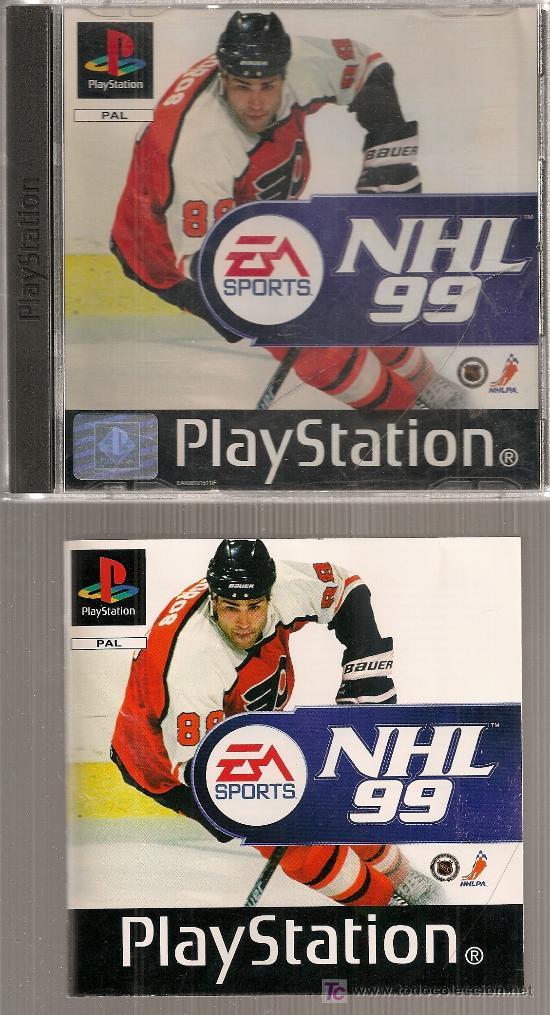NHL 99 PLAYSTATION (Juguetes - Videojuegos y Consolas - Sony - PS1)