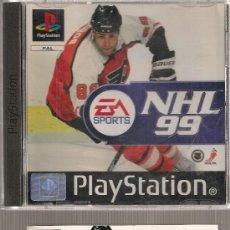 Videojuegos y Consolas: NHL 99 PLAYSTATION. Lote 21088484