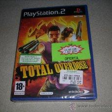 Videojuegos y Consolas: PLAY 2 : JUEGO TOTAL OVERDOSE - SIN ABRIR PRECINTADO -. Lote 27393691