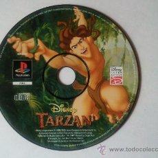 Videojuegos y Consolas: TARZAN VIDEOJUEGO PLAY STATION 2. Lote 27502342