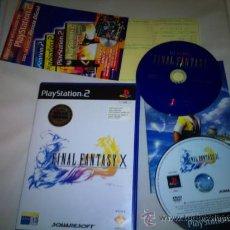 Videojuegos y Consolas: FINAL FANTASY X PLAY 2. Lote 27184938