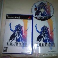 Videojuegos y Consolas: FINAL FANTASY 12 PLAY 2. Lote 27185008