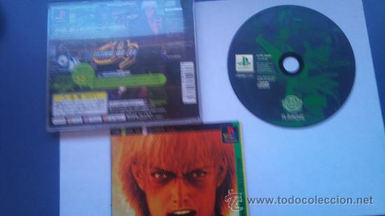 THE KING OF FIGHTER PSX PLAY 1 PLAYSTATION (Juguetes - Videojuegos y Consolas - Sony - PS1)