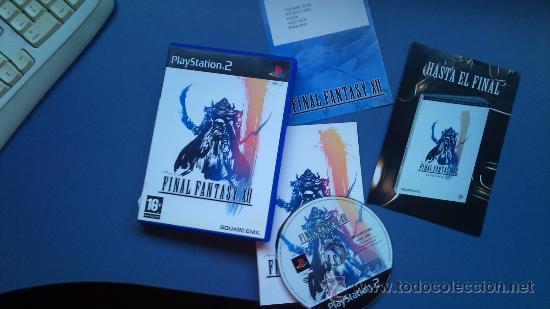 FINAL FANTASY PLAY 2 (Juguetes - Videojuegos y Consolas - Sony - PS1)
