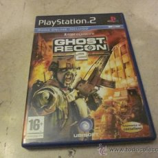 Videojuegos y Consolas: JUEGO GHOST REACTION 2 PLAY STATION 2. Lote 29921032