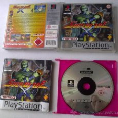 Videojuegos y Consolas: PS1 PSX PLAY STATION SOUL BLADE. Lote 30447094
