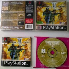 Videojuegos y Consolas: PS1 PSX PLAY STATION SPECIAL CT FORCES. Lote 30447222