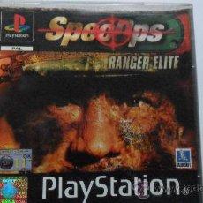 Videojuegos y Consolas: JUEGO PSX SPECOPS RANGER ELITE. Lote 30576616