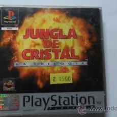 Videojuegos y Consolas: JUEGO PSX TRILOGIA LA JUNGLA DE CRISTAL. Lote 30576834