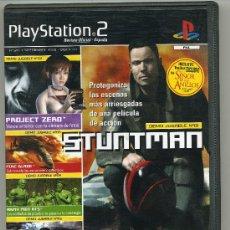 Videojuegos y Consolas: PLAY STATION 2 -STUNTMAN- DEMOS JUGABLES. Lote 30652868