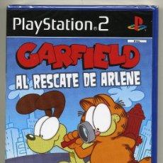 Videojuegos y Consolas: GARFIELD AL RESCATE DE ARLENE - VIDEOJUEGO PLAT STATION.2 - PRECINTADO. Lote 122410967