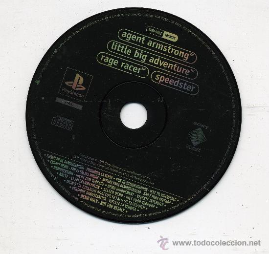 Videojuegos y Consolas: AGENT ARMSTRONG - VIDEOJUEGO PLAY STATION - Foto 2 - 31155167