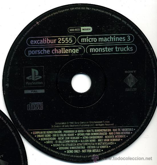 Videojuegos y Consolas: cd 4-5-7 demo excluxiva - demos jugables - Foto 6 - 32684097