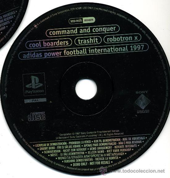 Videojuegos y Consolas: cd 4-5-7 demo excluxiva - demos jugables - Foto 4 - 32684097