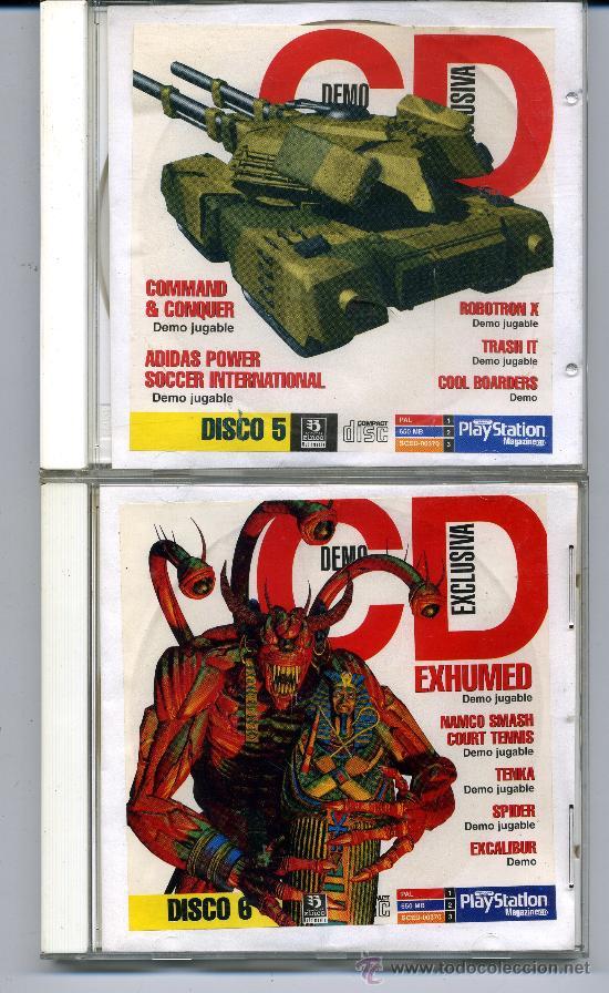 Videojuegos y Consolas: cd 4-5-7 demo excluxiva - demos jugables - Foto 2 - 32684097