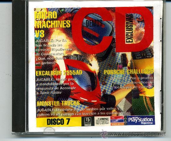 Videojuegos y Consolas: cd 4-5-7 demo excluxiva - demos jugables - Foto 3 - 32684097