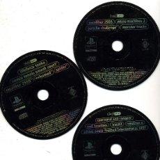 Videojuegos y Consolas: CD 4-5-7 DEMO EXCLUXIVA - DEMOS JUGABLES. Lote 32684097