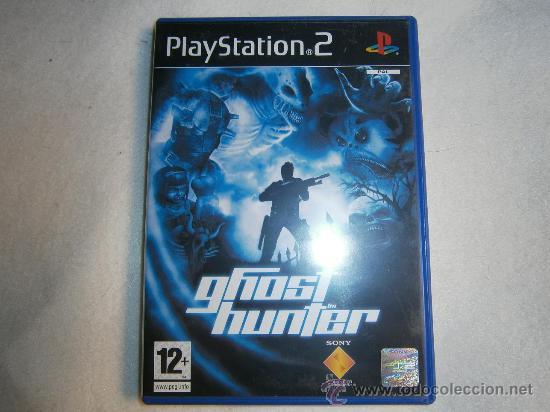 GHOST HUNTER (Juguetes - Videojuegos y Consolas - Sony - PS1)