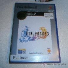 Videojuegos y Consolas: FINAL FANTASY X PLATINUM.. Lote 32908010