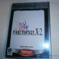 Videojuegos y Consolas: FINAL FANTASY X 2 PLATINUM. Lote 32908048