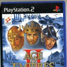 Videojuegos y Consolas: AGE OF EMPIRES. THE AGE OF KINGS CON INSTRUCIONES. Lote 33736867