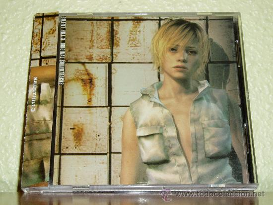 Silent Hill 3 Ost Bso Original Soundtrack Sony Sold Through