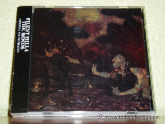 Silent Hill 4 The Room Ost Bso Original Soundtr Sold Through