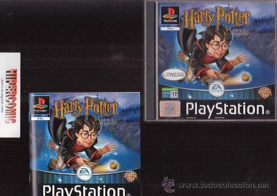 Harry Potter Y La Piedra Filosofal Juego Plays Comprar