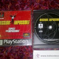 Videojuegos y Consolas: PS1 PSX PLAY STATION MISSION IMPOSSIBLE. Lote 57574234