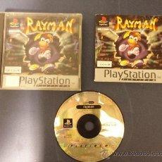 Videojuegos y Consolas: RAYMAN - PLAYSTATION PLATINUM PAL . Lote 37716654
