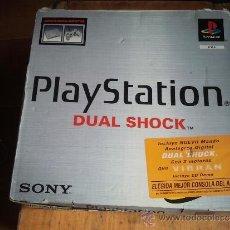 Videojuegos y Consolas: CONSOLA PSX PLAY STATION 1 EN CAJA Y FUNCIONANDO. Lote 37865609