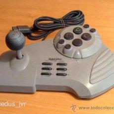 Videojuegos y Consolas: MANDO JOYSTICK ARCADE QUICKSHOT CON PALANCA PARA LA CONSOLA SONY PLAY STATION PLAYSTATION 1 PS1. Lote 38661379