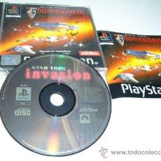 Videojuegos y Consolas: STAR TREK INVASION. Lote 38711155